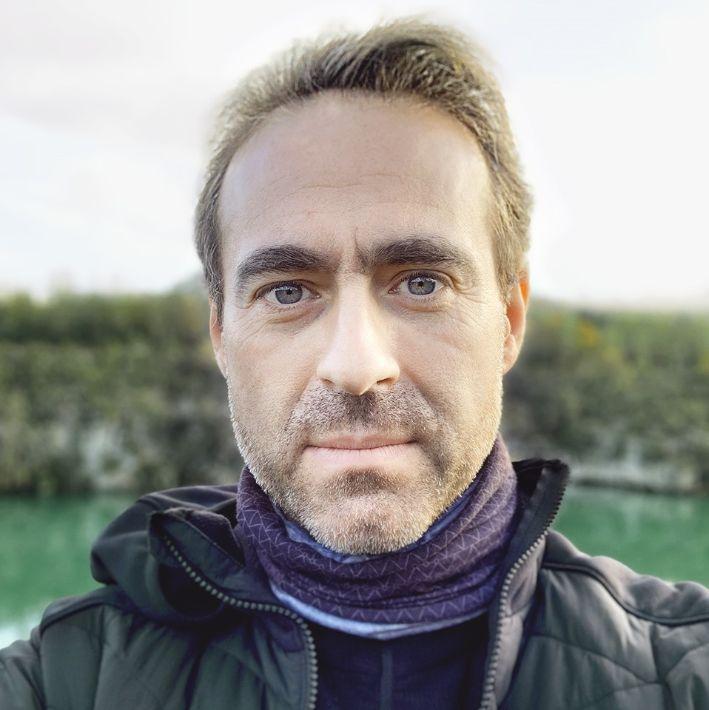 Medicanna director Oliver Reiner.